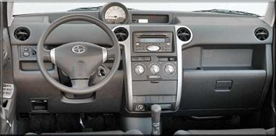 Scion xB Dash Profile 2