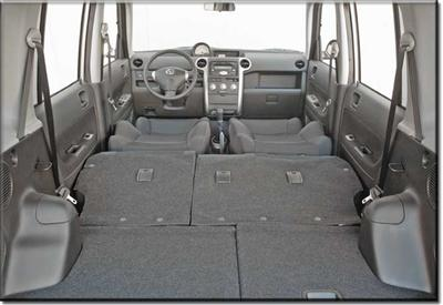 Scion xB Full Interior Profile
